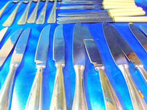 el arcon antiguo juego cucharas alpaca 2 piezas 18cm 4538