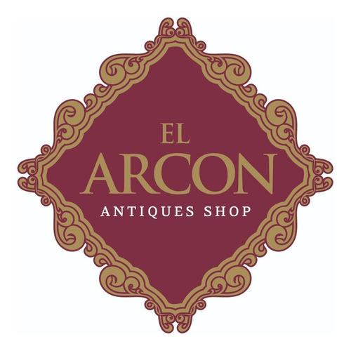 el arcon antiguo juego cucharas alpaca 4 piezas 20cm 4537