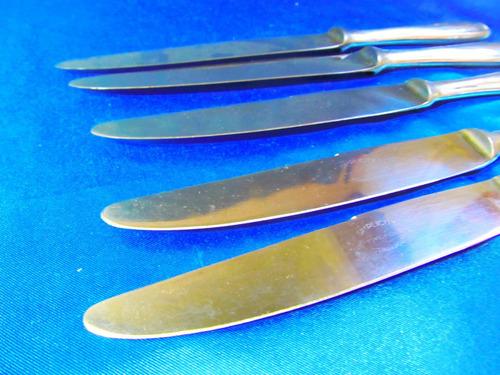 el arcon antiguo juego cuchillos inox 5 piezas 21 cm 4532