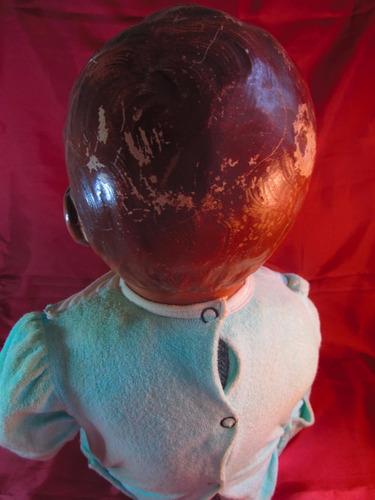 el arcon antiguo muñeco bebe 65cm 46514