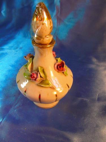 el arcon antiguo perfumero de porcelana 15,5cm 38100