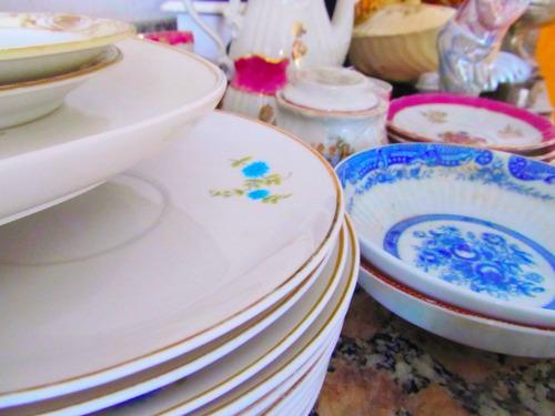 el arcon antiguo plato de porcelana wolff & schorr 20126