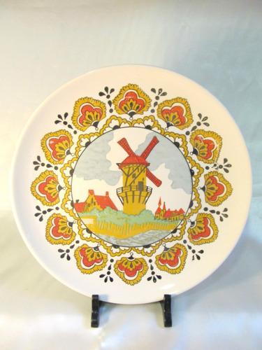 el arcon antiguo plato porcelana hartford ind arg 25cm 12024