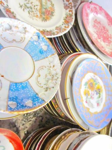 el arcon antiguo plato porcelana industria arg 12cm  27110