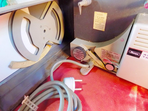 el arcon antiguo proyector ricoh auto bp trioscope 36502