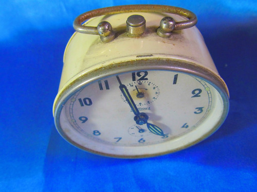 el arcon antiguo reloj de  mesa kaiser 954