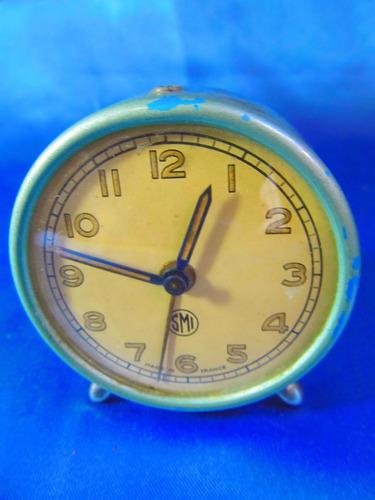 el arcon antiguo reloj de mesa smi 958