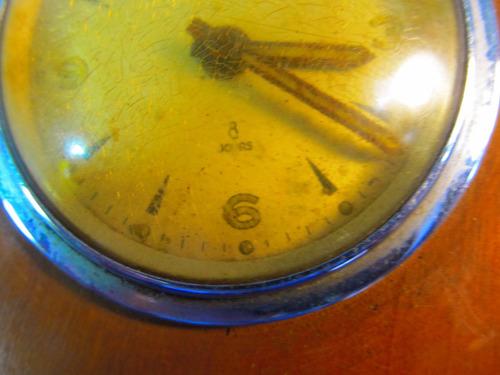 el arcon antiguo reloj de pared joor bayard 14cm v09 969