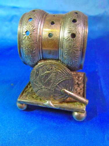el arcon antiguo servilletero cuadruple plata 8x6cm 12057