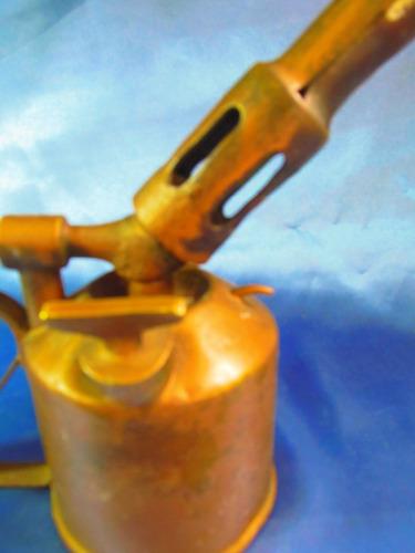 el arcon antiguo soplete soldador de bronce nro 11  7500