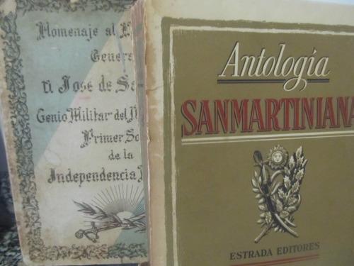 el arcon antologia sanmartiniana de j. c. raffo de la reta