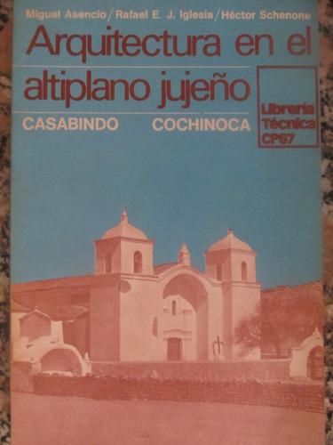 el arcon arquitectura en el altiplano jujeño