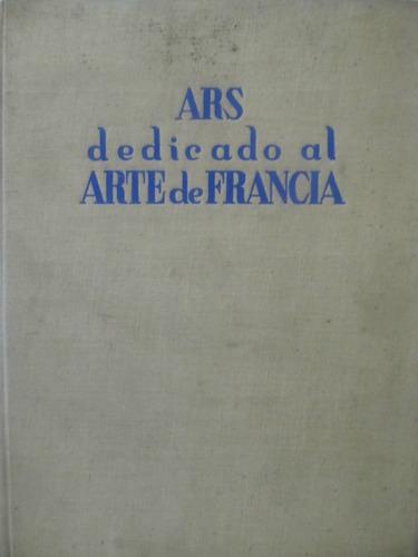 el arcon ars dedicado al arte de francia de 1946