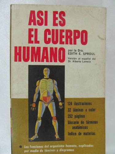 el arcon asi es el cuerpo humano por la dra. edith sproul