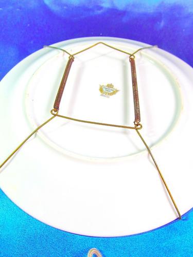 el arcon atril soporte para colgar platos adorno 10 cm   786