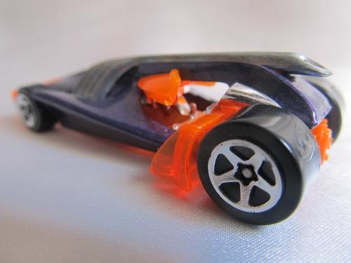 el arcon autito coleccion hot wheels roadster vr1 2000 358