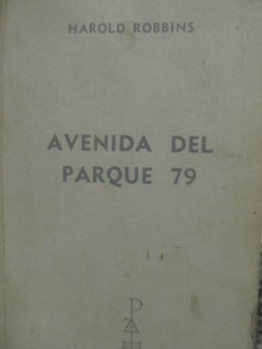 el arcon avenida del parque 79 por harold robbins