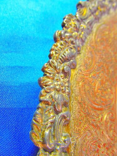 el arcon bandeja masitera rep old sheffield cobre plat 27054