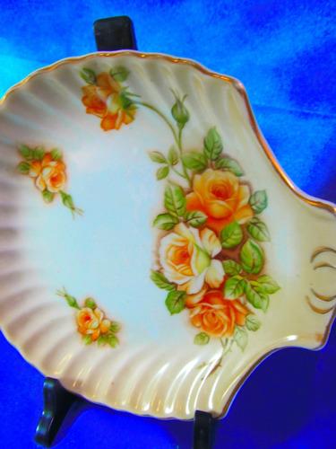 el arcon bandeja  porcelana made in japan de 17x17 cm 12101