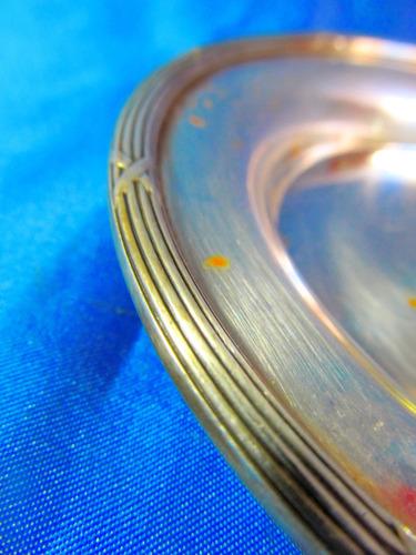 el arcon bandeja redonda de metal 25059