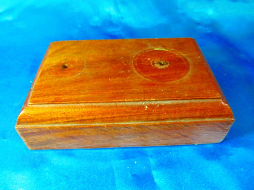 el arcon base soporte de madera para estatuillas/trofeos 765