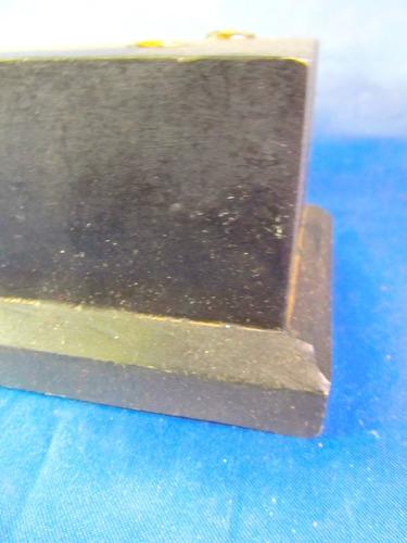 el arcon base soporte de madera para figura adorno 24077