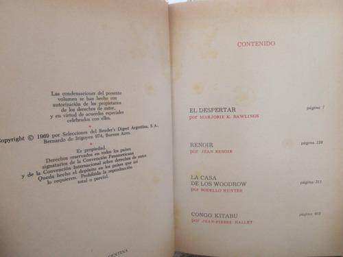 el arcon biblioteca de selecciones  rawlings-renoir-hunter