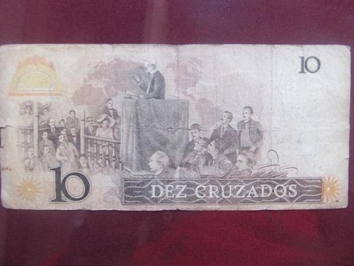 el arcon billete brasil de diez cruzados  38607