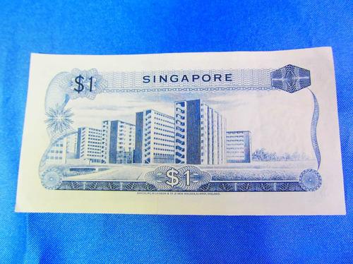 el arcon billete un dolar singapur   38505