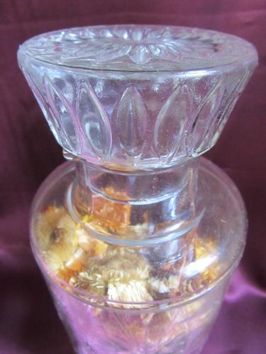 el arcon botellon de vidrio con tapa pico vertedor 22 cm 206