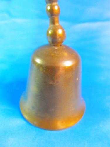 el arcon campana de bronce con mango de bronce 19,5cm 42062