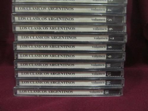 el arcon cd los clasicos argentinos 14 cd.nacional