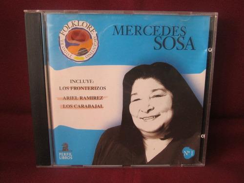 el arcon cd mercedes sosa todo el folklore argentino