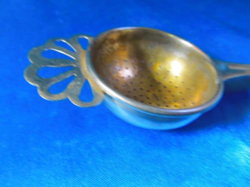 el arcon colador de te de metal 14,5cm 32075