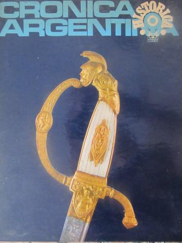 el arcon cronica argentina historia - 15 fascículos - tomo 1