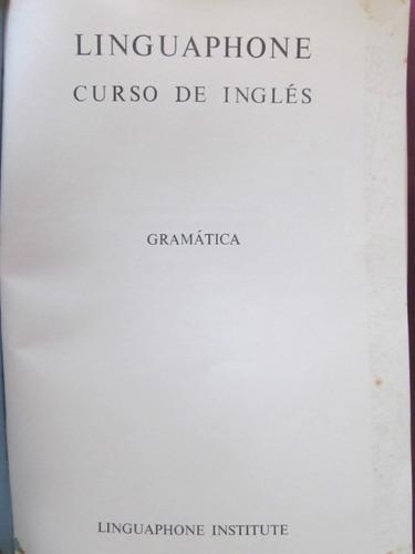 el arcon curso de inglés - linguaphone - gramática