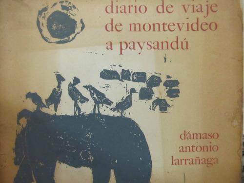 el arcon diario de viaje de montevideo a paysandu uruguay