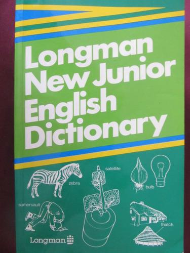 el arcon diccionario de inglés junior - longman