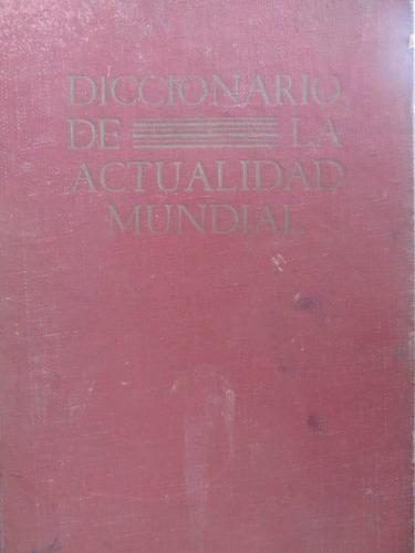 el arcon diccionario de la actualidad mundial