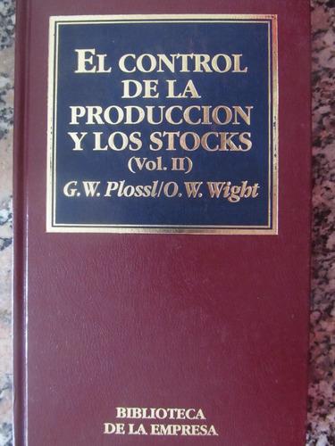 el arcon el control de la produccion y los stocks vol. ii