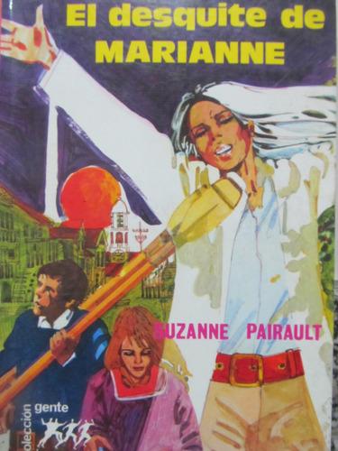 el arcon el desquite de marianne por suzanne pairault