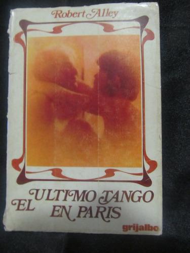 el arcon el ultimo tango en paris de robert alley