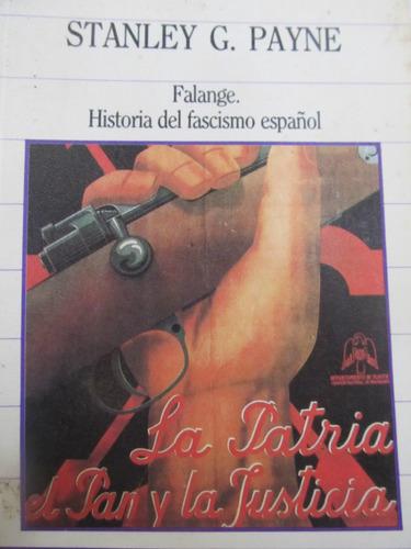 el arcon falange historia del fascismo español