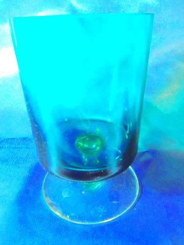 el arcon fino copon de cristal verde ingles 15 cm 13017