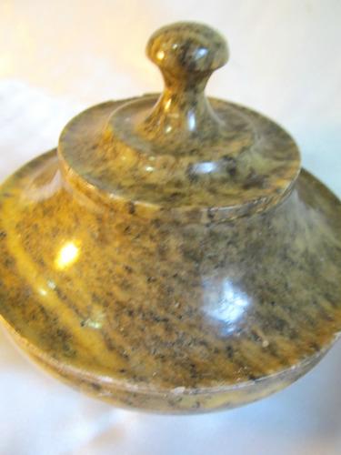 el arcon gran alhajero despojador de ceramica con tapa 16014