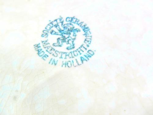 el arcon guisera sopera porcelana maestricht 32cm  5201