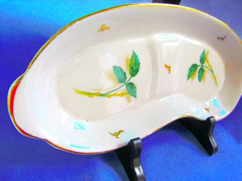 el arcon hermosa bandeja despojador  porcelana mapo 14110