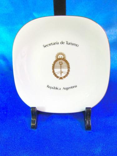 el arcon hermoso plato de porcelana verbano 14 cm 1021