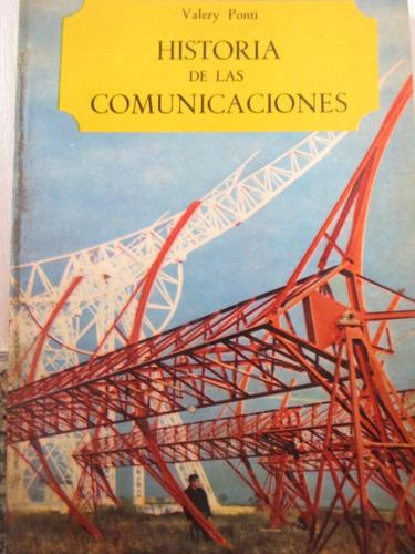 el arcon historia de las comunicaciones
