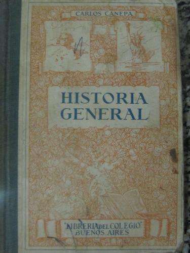 el arcon historia general de carlos canepa